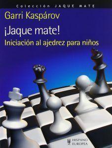 Jaque mate - libro de ajedrez para niños