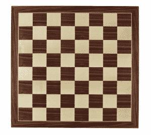 tablero de ajedrez de 40 x 40 cm