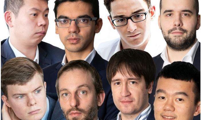 participantes torneo de candidatos 2020
