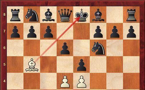 El jaque y el jaque mate en ajedrez