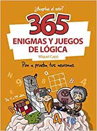 enigmas y juegos de lógica