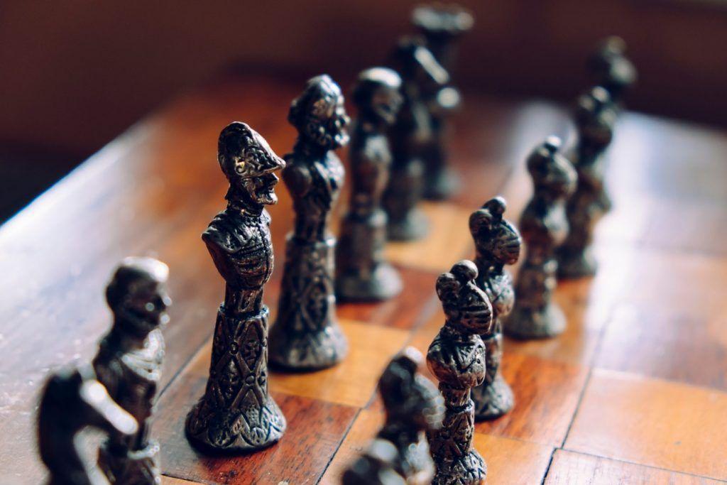 Estrategia en ajedrez