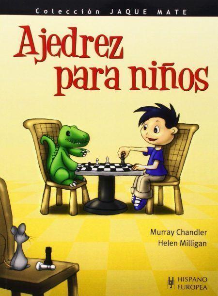 5 libros de Ajedrez para niños