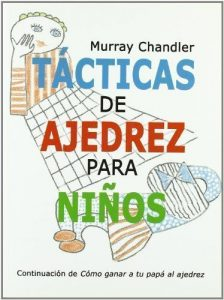 libro de tacticas de ajedrez para niños