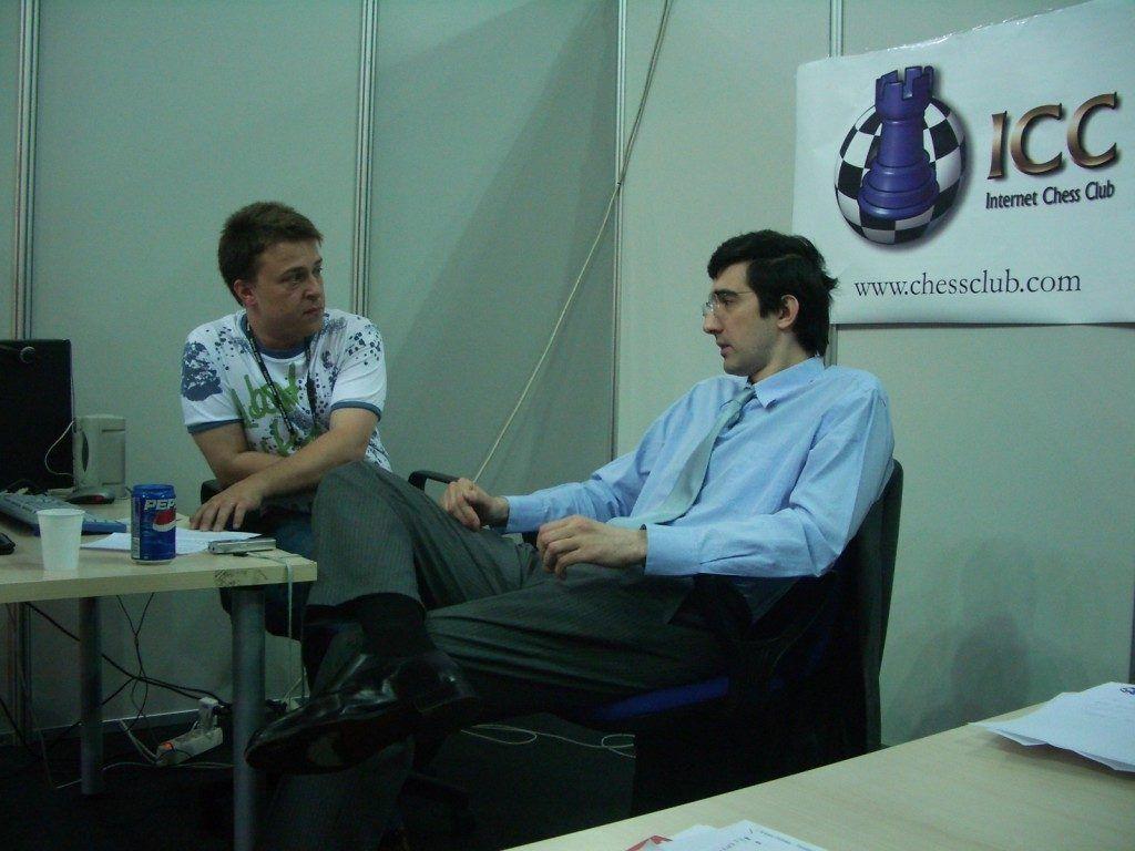 Rahal con Kramnick