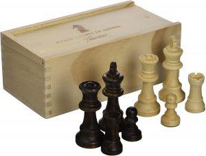 piezas de madera staunton 4