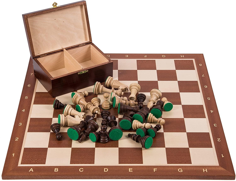 tablero profesional de ajedrez
