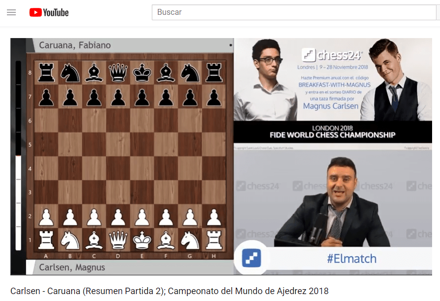 Partida 2 Chess24