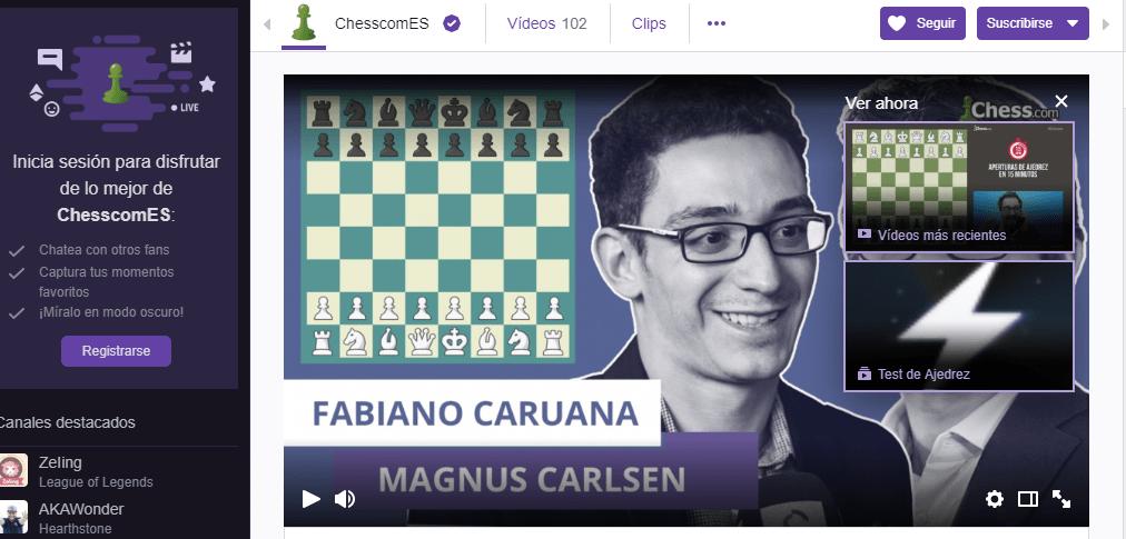 carlsen caruana twitch.tv