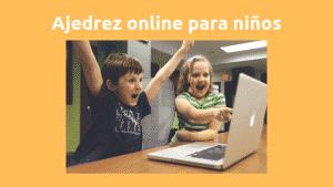 Ajedrez online para niños