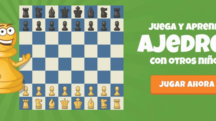 chesskid: web de ajedrez online para niños