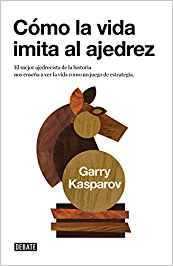Libro Gary Kasparov