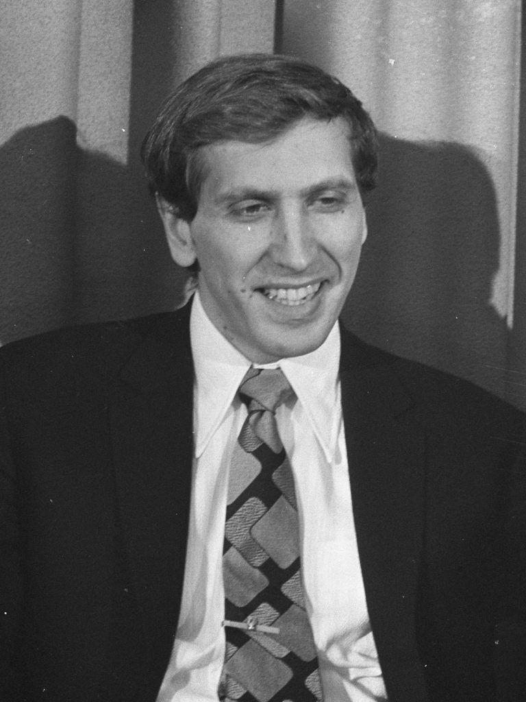 Bobby Fischer campeonato del mundo