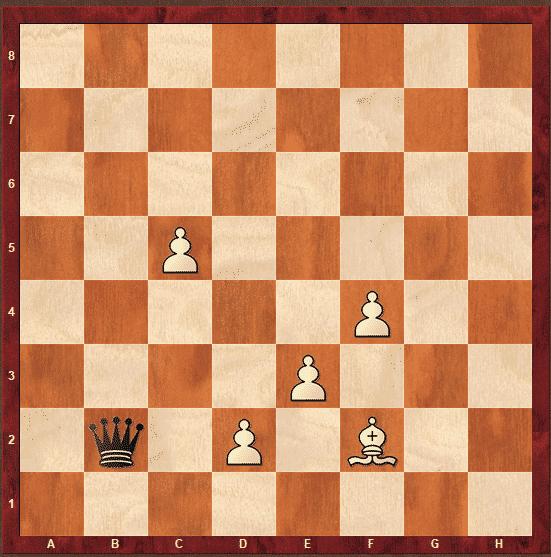 juegos de ajedrez para niños: captura a la dama