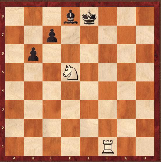 juegos de ajedrez para niños: pieza fantasma