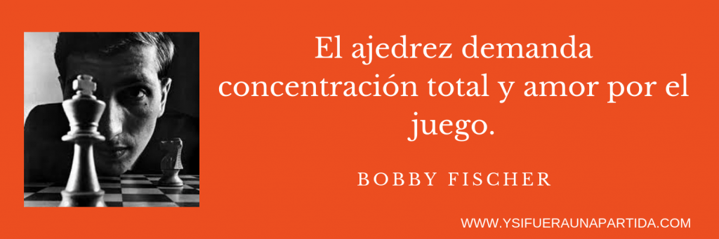 Bobby Fischer Aprende Ajedrez Con Un Jugador Irrepetible