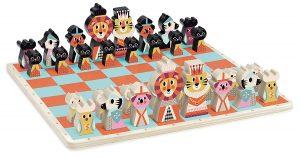 juego de ajedrez para niños