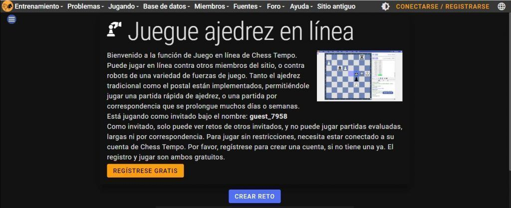jugar ajedrez en linea gratis