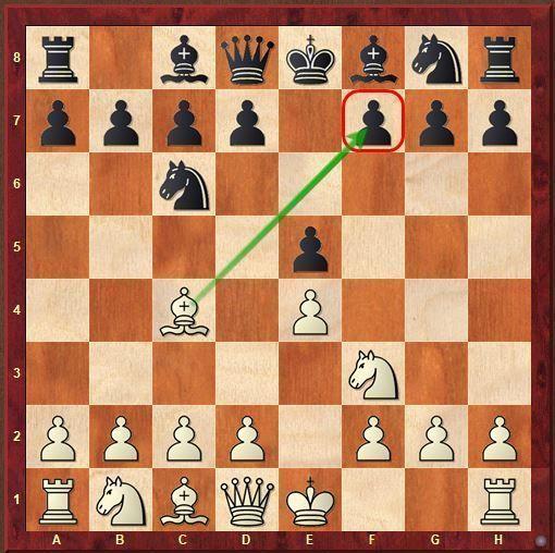 aperturas de ajedrez: italiana
