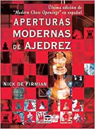 libro de aperturas modernas de ajedrez