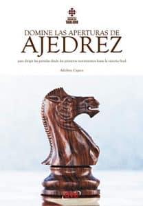 libros de aperturas de ajedrez para principiantes