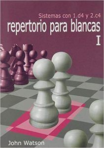 libro de repertorio de aperturas de ajedrez
