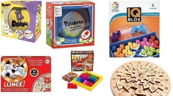juegos de lógica para niños