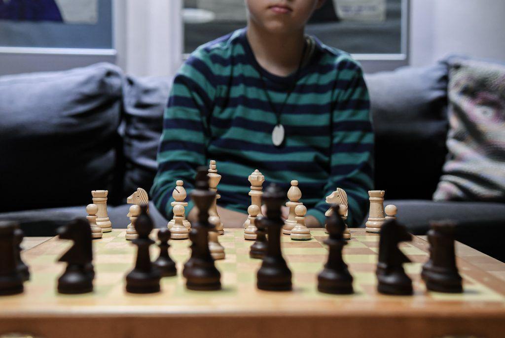 Grupo de perfeccionamiento en ajedrez