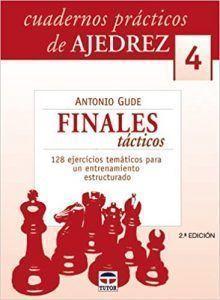 cuadernos prácticos de ajedrez