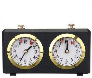 reloj de ajedrez de campeonato
