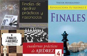 portada libros de finales de ajedrez