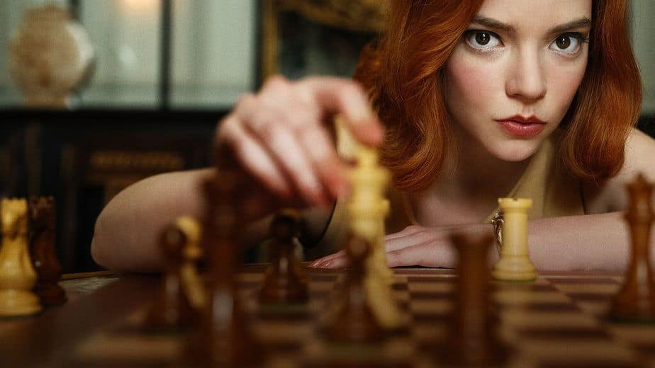 Llega en Enero el libro de Gambito de Dama, la serie del año en Netflix