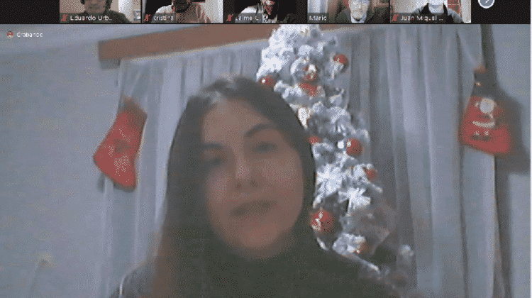 Entrevista a Ana Matnadze