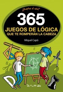 365 juegos de logica