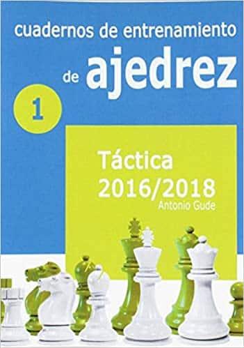Cuadernos de entrenamiento de ajedrez