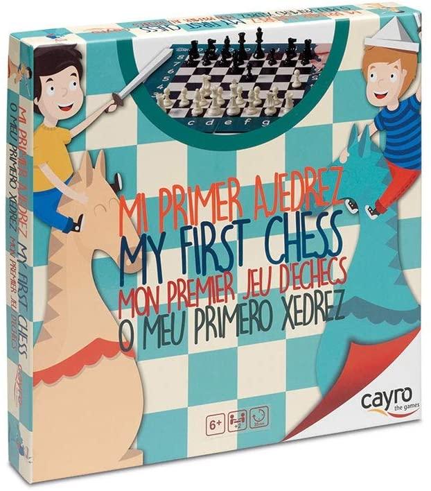 mi primer ajedrez