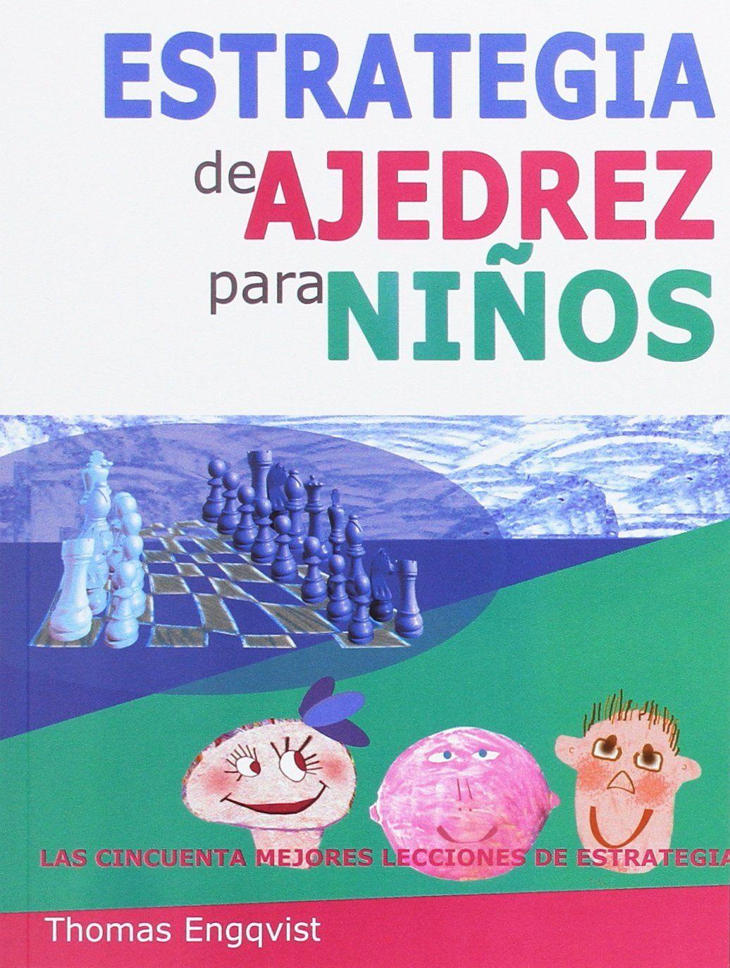 Libro de estrategia de ajedrez para niños