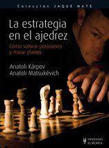 libro estrategia en el ajedrez Karpov