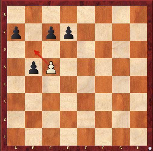 comer al paso en ajedrez
