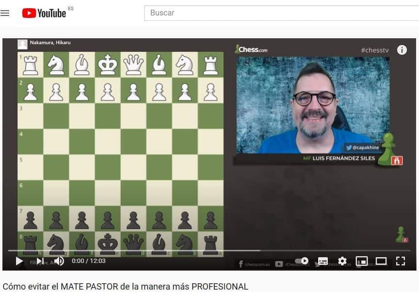 Video Luis Fernández Siles
