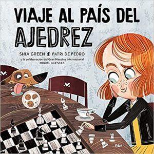 un libro de ajedrez para niños