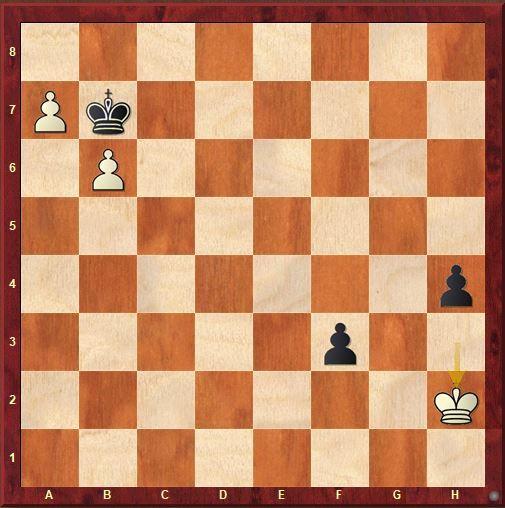 final de ajedrez